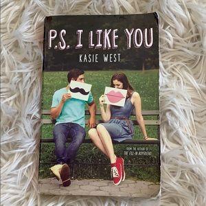 P.S i like you book